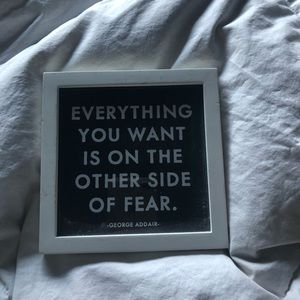 🆕 Quotable Picture with Frame